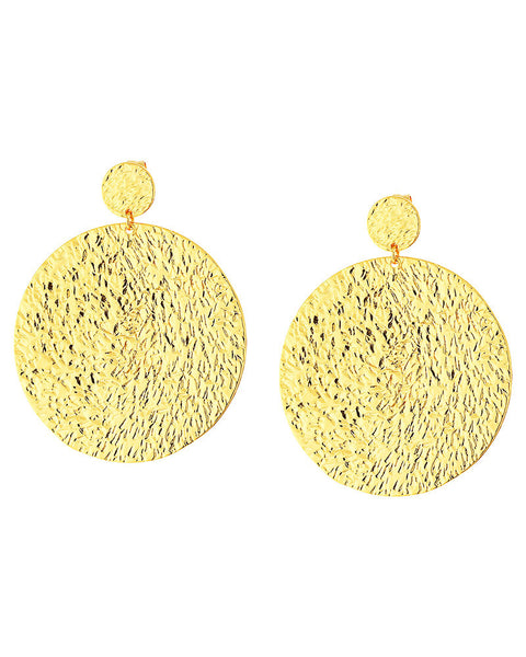 gorjana faye earrings dangling