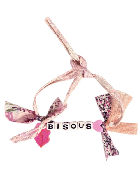 gemma and cleo bisous bracelet childrens