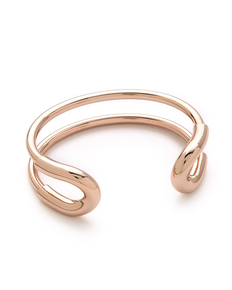 Giles and Brother Skinny Cortina Cuff Bracelet