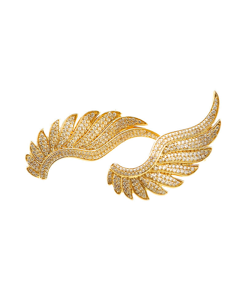 Gina Cueto Fly High Earcuffs