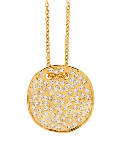 Gorjana Aurora Large Gold Necklace