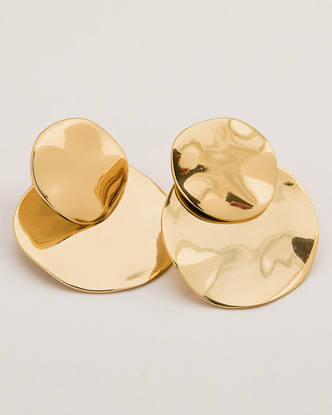 gold earrings womens jewelry