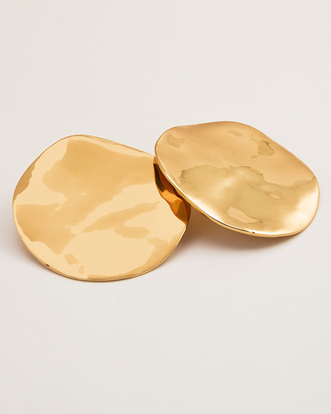 big large gold earrings womens jewelry designer gorjana statement