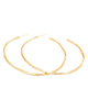 Gorjana | Laurel Large Hoop Earrings