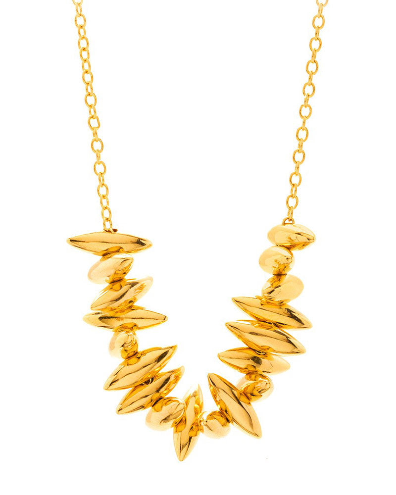 Gorjana Lori Short Necklace Gold