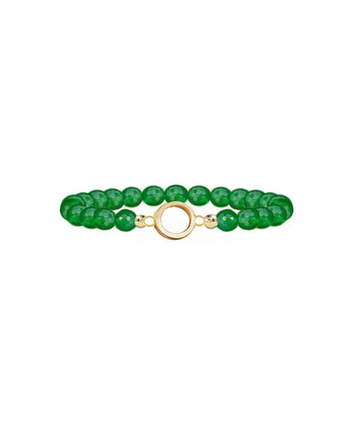 green color designer jaimie nicole bracelet cute
