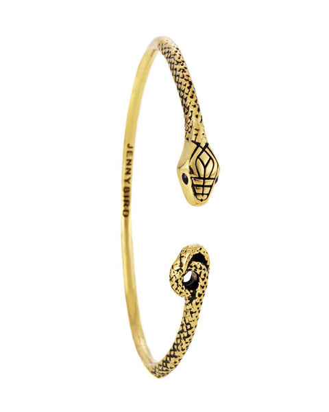 Jenny Bird Kundali Queen Serpent Bangle