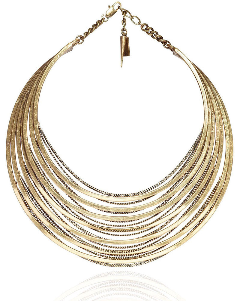jenny bird illa collar necklace