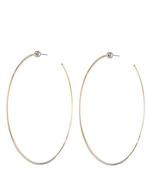 large hoop icon earrings jenny bird