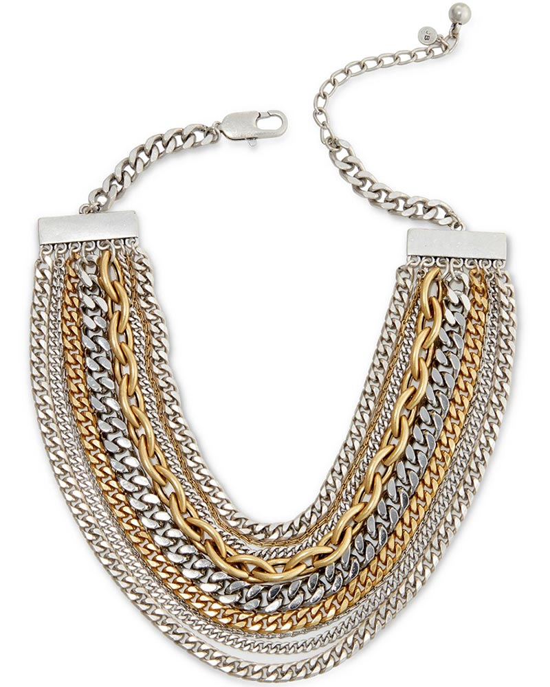 collar necklace gold silver statement piece jewelry womens