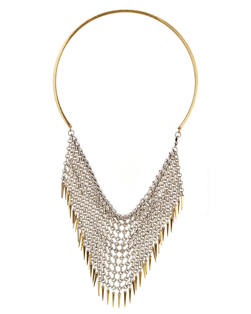 Jenny Bird Jagger Necklace Bib