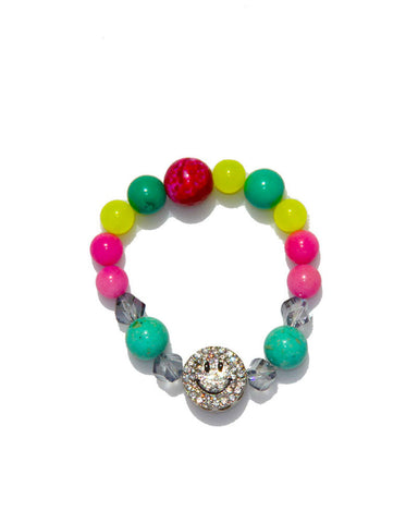 Jewels By Dunn Bright Smiles Handmade Bracelet