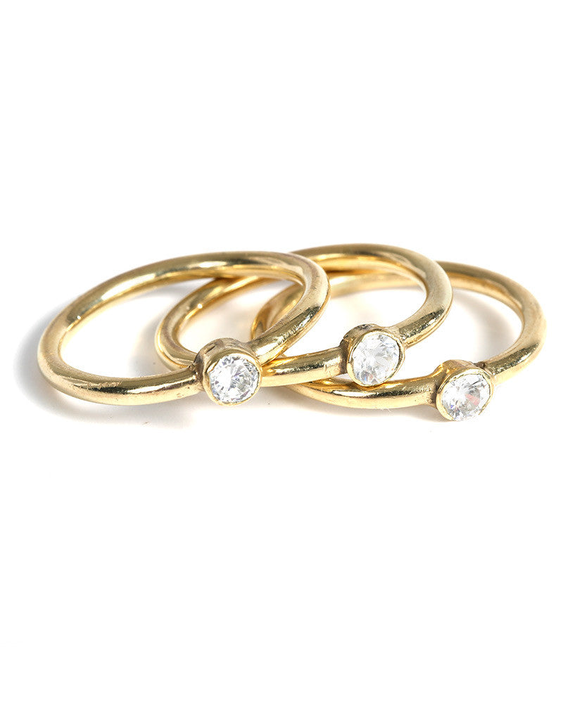 stacking rings cute rings gold womens jewelry l george designs