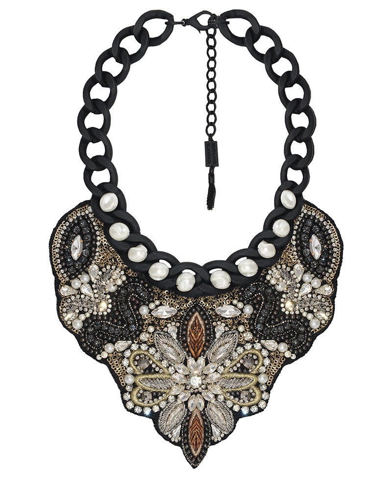 Mary Jane Claverol Jasmeet Necklace