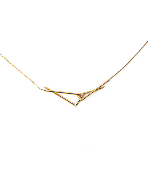Mau Mini Interlocking Necklace