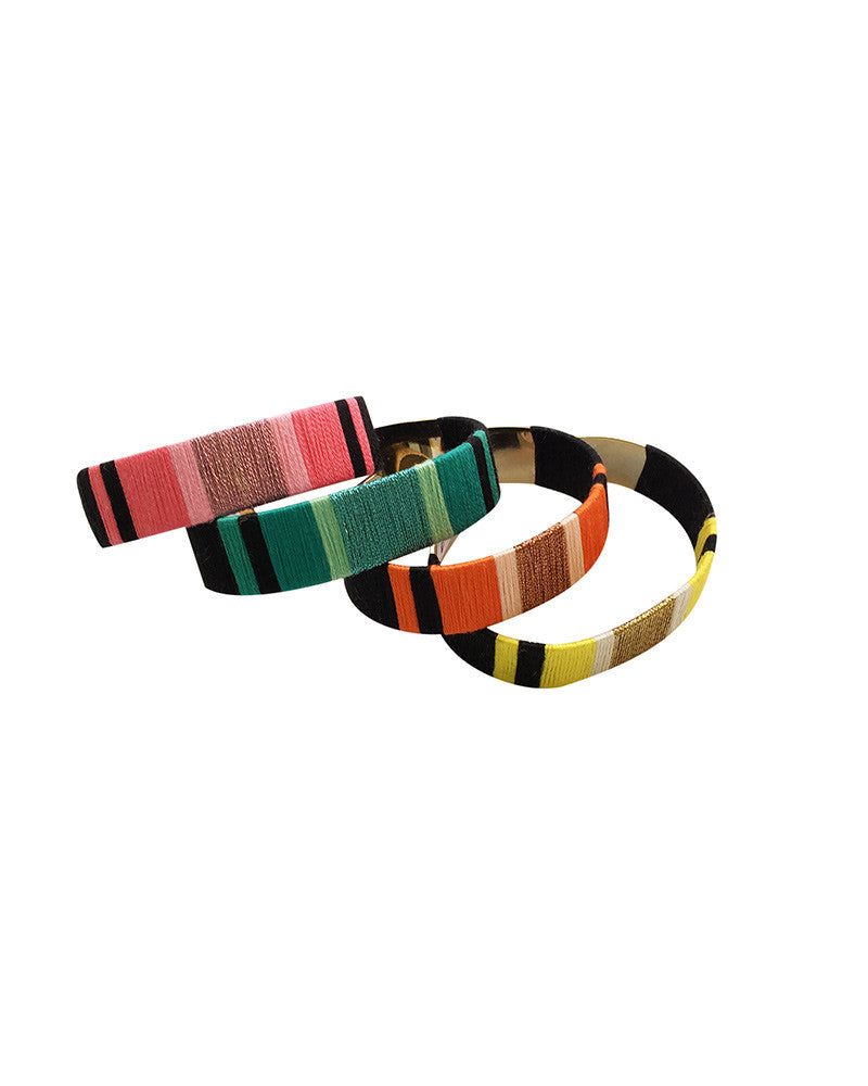 Meridian Avenue Multi Colored Cuffs