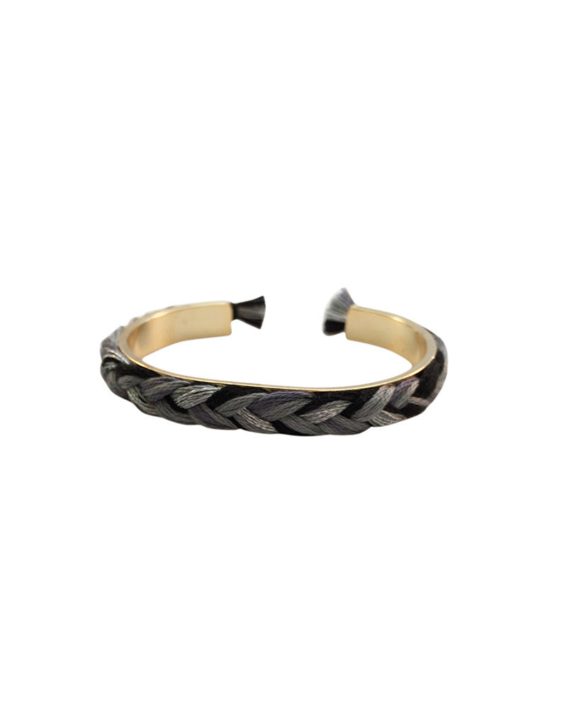 Meridian Avenue Braided Cuffs