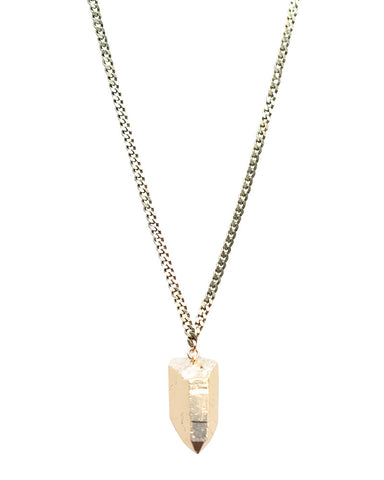 One Oak Jewelry Millie Gold Necklace