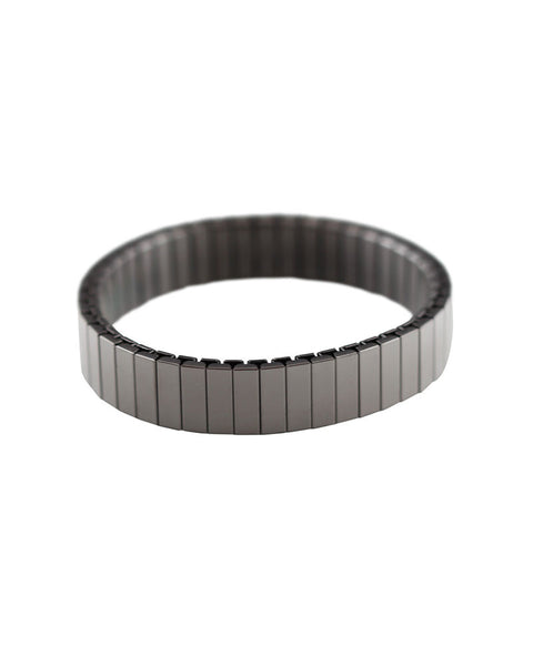 One Oak Gunmetal Watch Band Bracelet