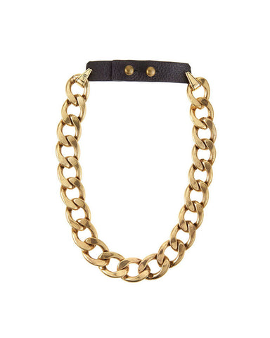 Jenny Bird RiRi Collar Gold