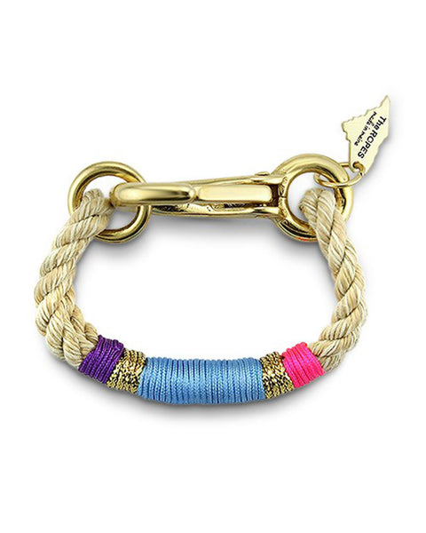 ropes maine camden cocktail bracelet