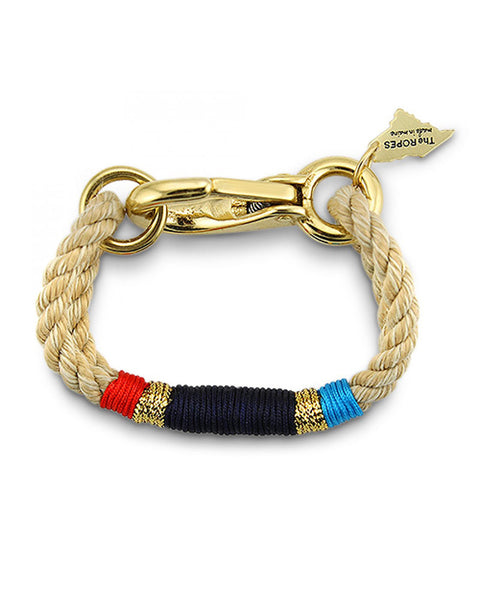 ropes maine bracelet camden cocktail navy