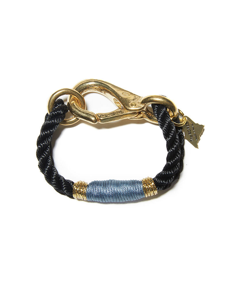 Navy Bracelet ropes maine