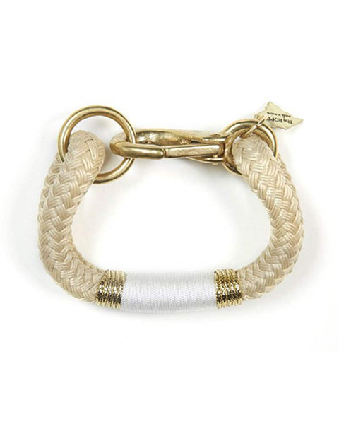 Kennebunkport Maine rope bracelet