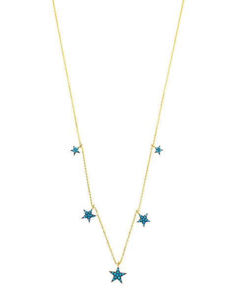 shashi star necklace