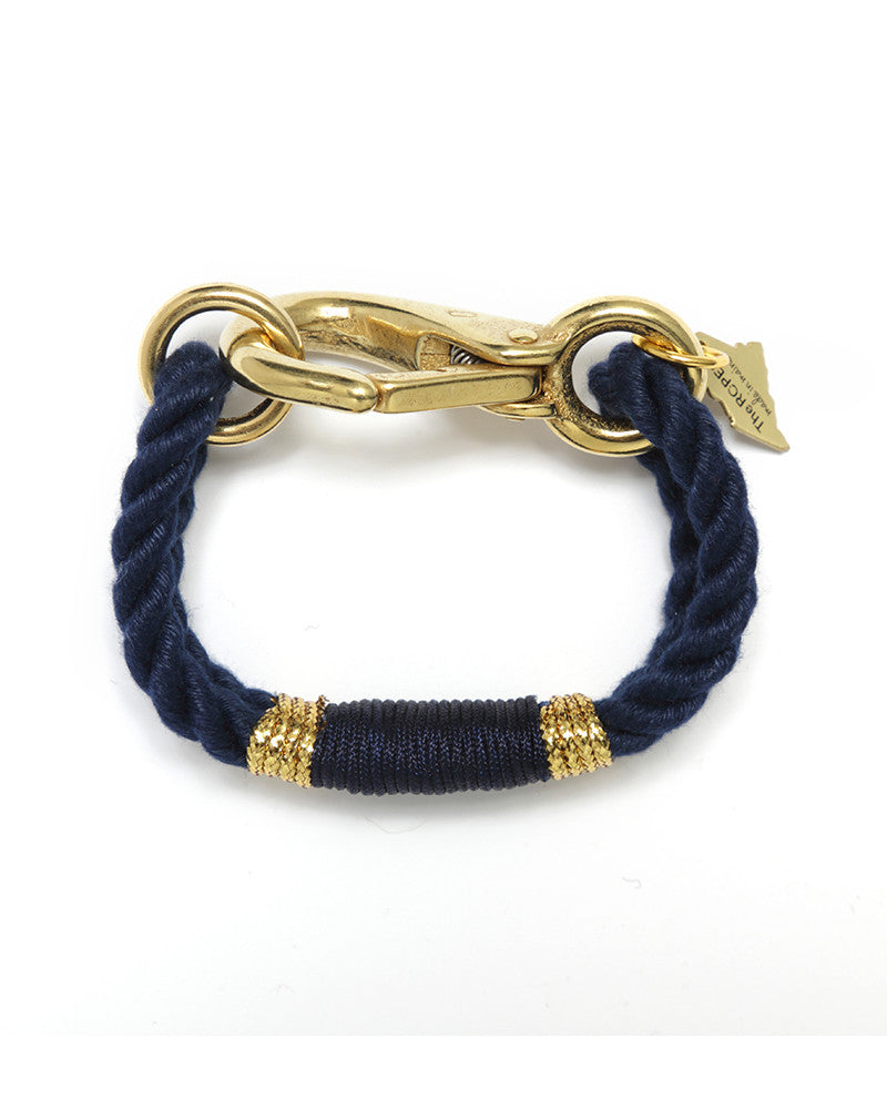 bracelet gold img steel friendship heart stainless navy braid