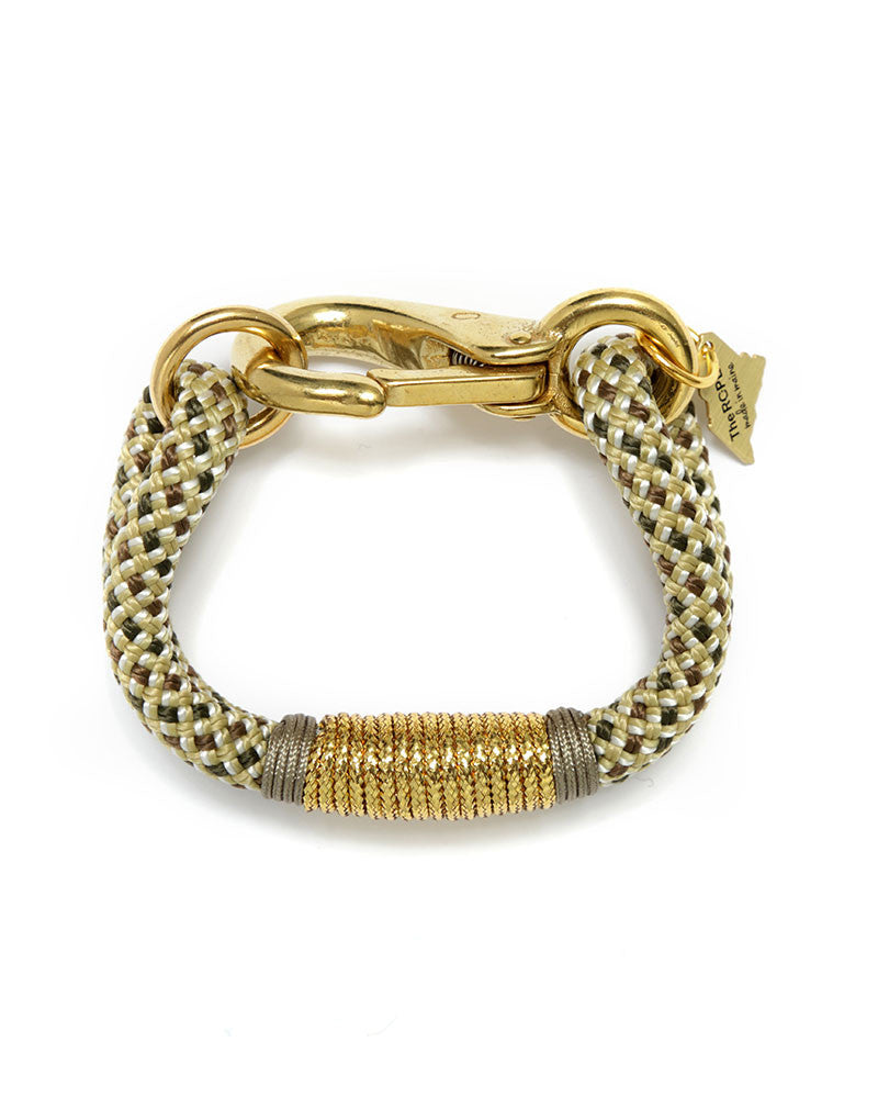 camo rope gold bracelet womens jewelry designer the ropes