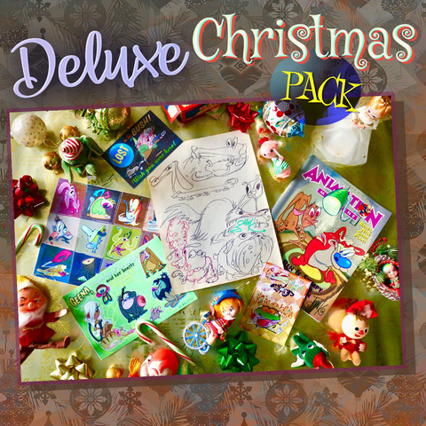 Deluxe Christmas Giftpack