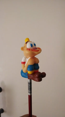Jimmy the Idiot Boy Pencil Topper