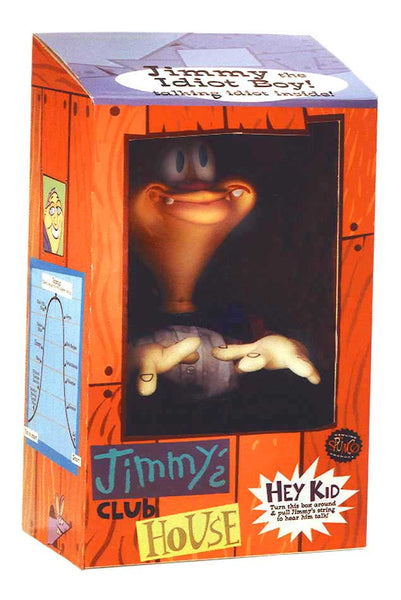 Doll Jumbo Jimmy the Idiot Boy in Box