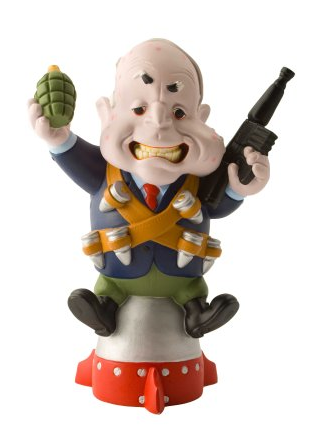 Political Toy John McCain Designed by John K.