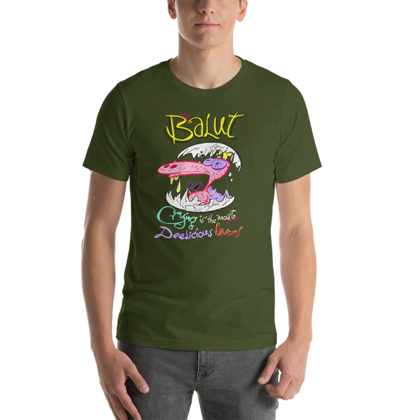 T Shirt OD: Balut - Short-Sleeve Unisex T-Shirt