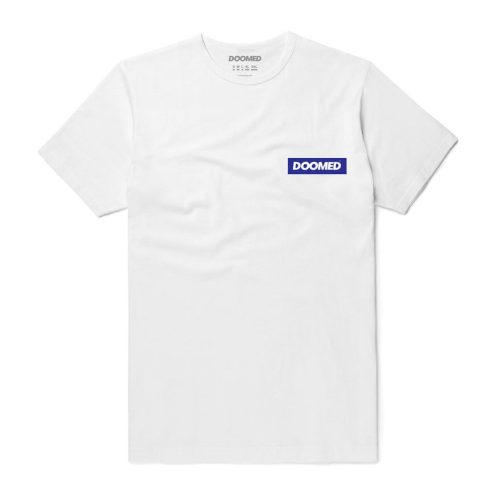Doomed Block Tee