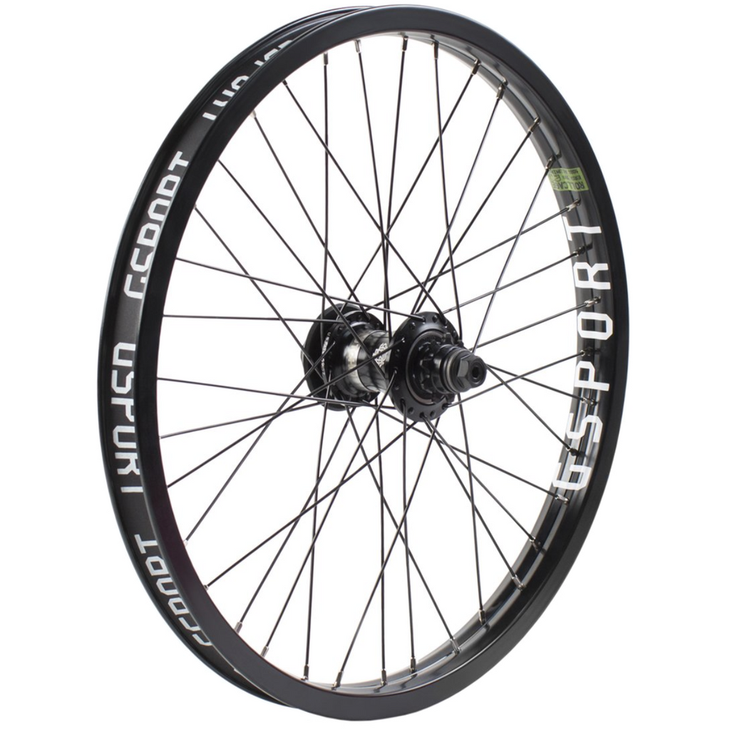GSport Elite Freecoaster Wheel
