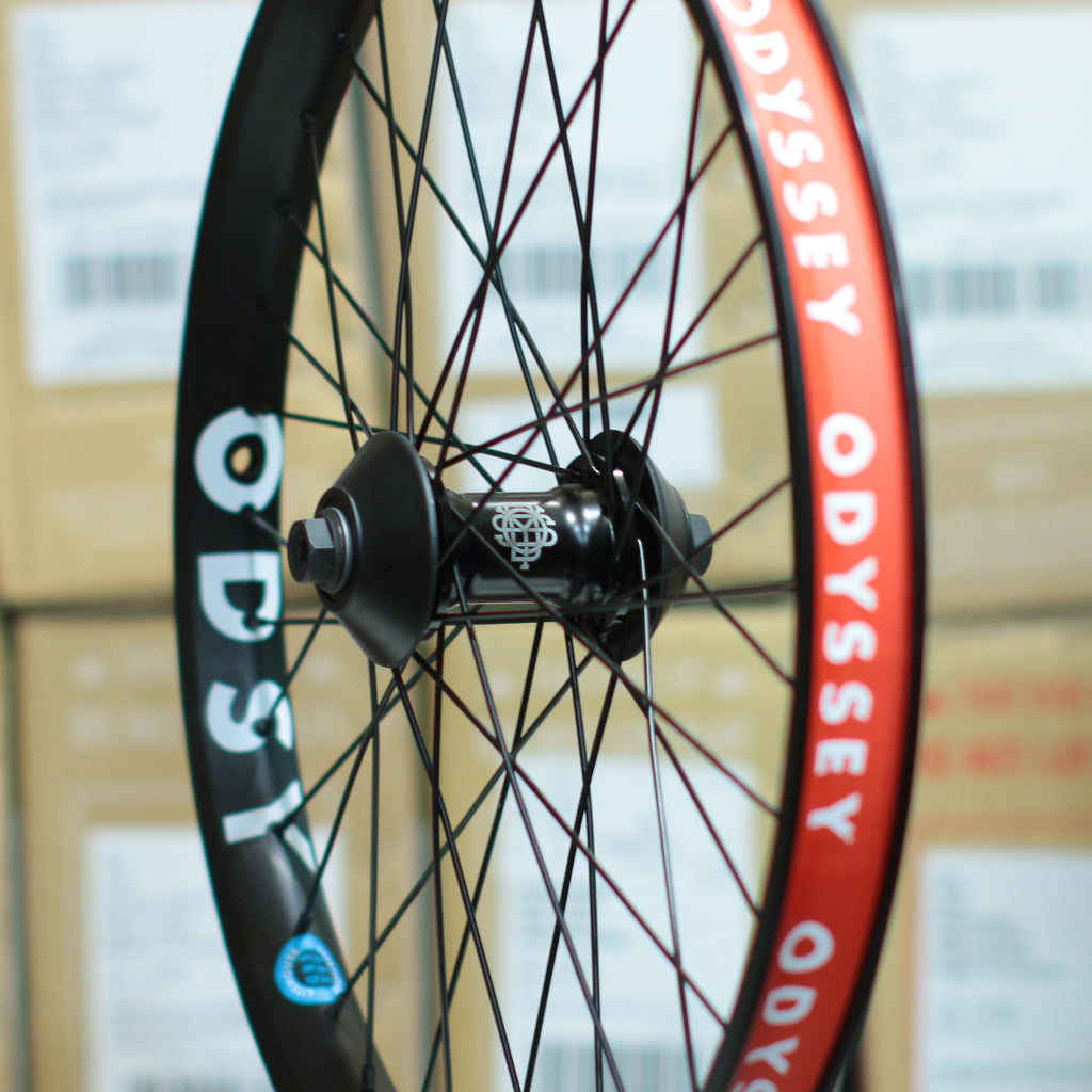 Odyssey Litehouse Front Wheel