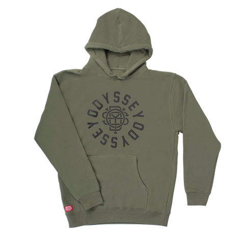 Odyssey Central Pullover