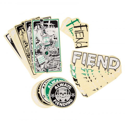 Fiend Reynolds Stickers