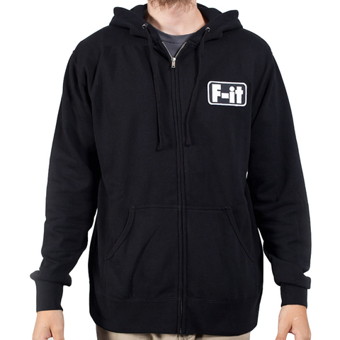 Fit F-IT Hoodie Black