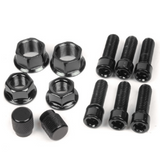 Salt Nut and Bolt Hardware Set