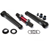 Fit Indent 24mm Cranks