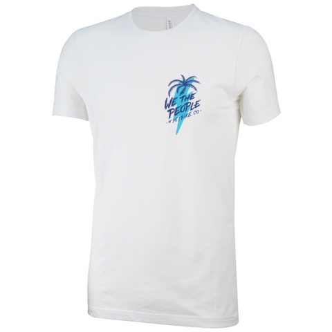We The People x Fluor South Beach T-Shirt