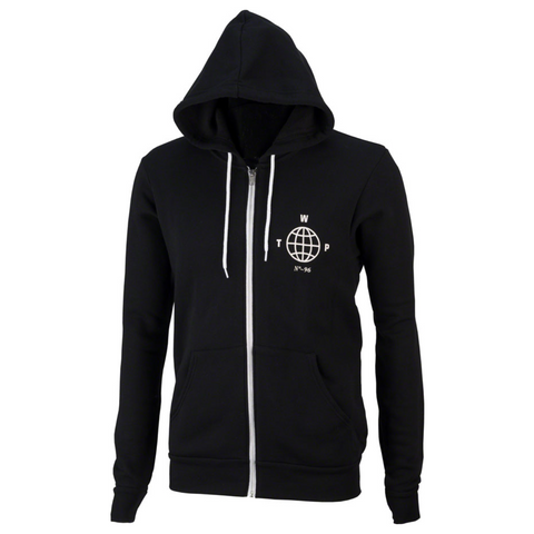 We The People Globe Full Zip Hoodie