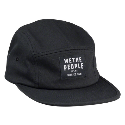We The People Patch 5 Panel Cap