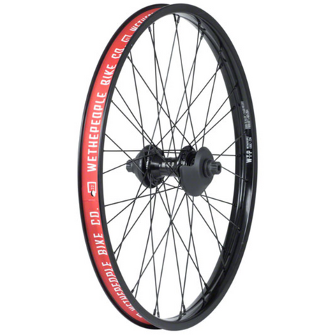 "We The People Supreme 22"" Rear Cassette Wheel"