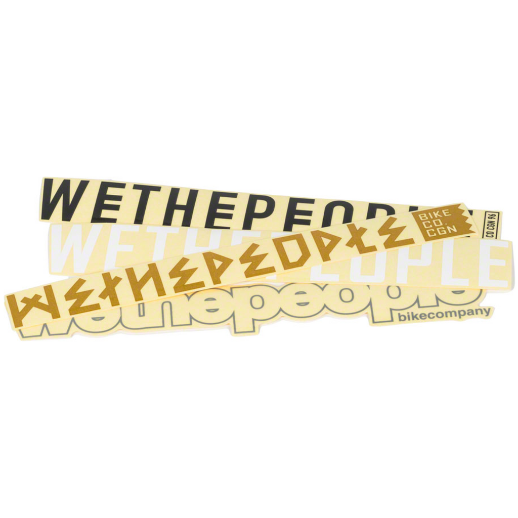 We The People 4Big Sticker Pack