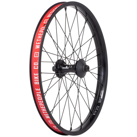 We The People Helix Front Wheel